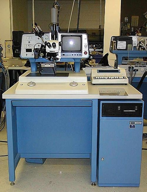 Hughes 2470-3  Automatic Wedge Wire Bonder 2470-III