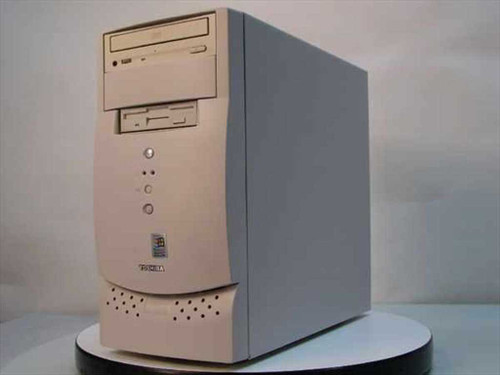 Toshiba 3200  P III 500 Mhz, 64MB Ram, 6.4 GB HDD Mini-tower PC
