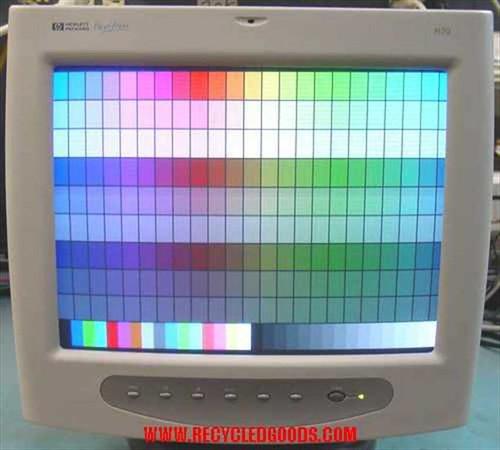 HP D5259A  HP Pavilion M70 17in Mulltimedia Display