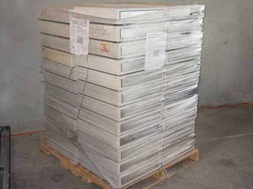 MS EP-125KL  Pallet of 48 Cash Drawers w/Money Trays - As-Is