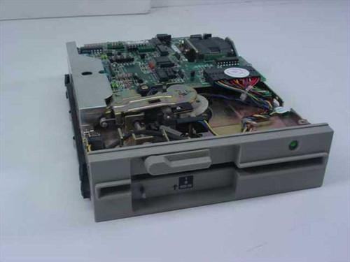 """IBM 6369881  1.2 MB 5.25"""" Internal Floppy Drive - Grey - YD-380"""