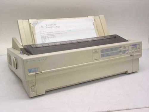 Epson LQ-1170  Dot Matrix Printer - Wide Carriage 330 CPS Parall