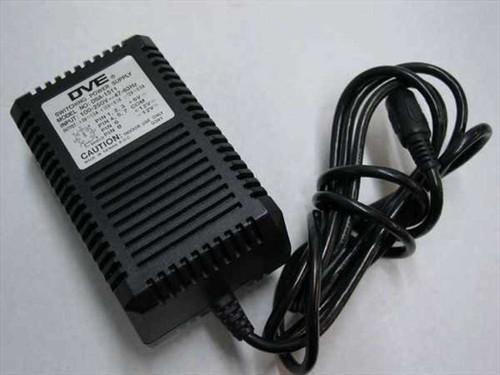 DVE DSA-1511  AC Adapter 5V 1.5A