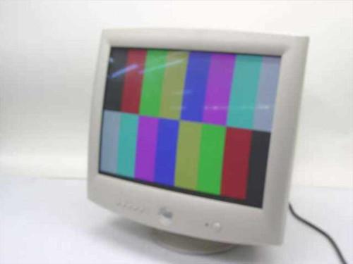 """Dell M991  19"""" Monitor SVGA Monitor -Beige"""