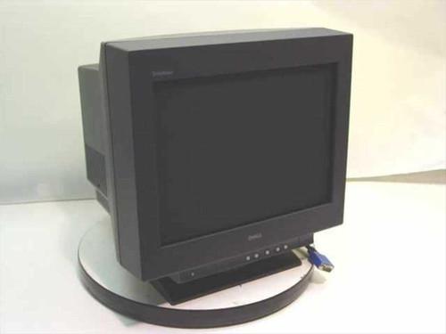 "Dell P780  17"" Flat Screen UltraScan Trinitron"