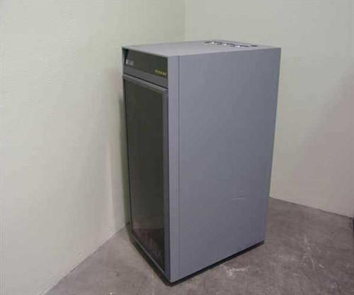 Cubix 1010  22U Rackmount Enclosure Half Height w/Fans