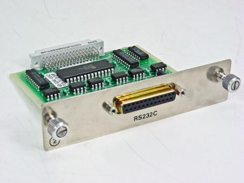 HP 40210-60001  40210R 239X Terminal RS232 Printer Port