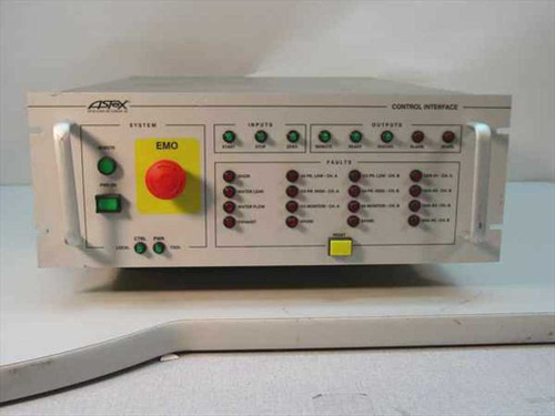 Astex SA8511  Control Interface