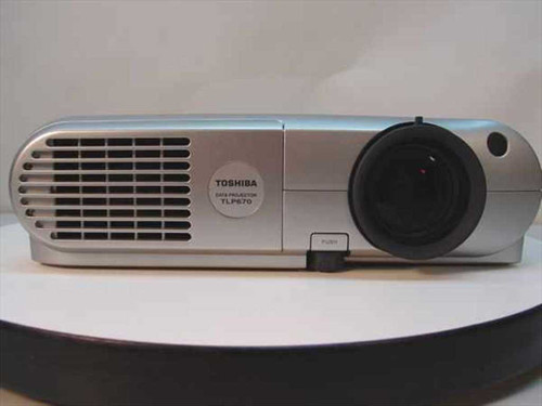 Toshiba TLP670U  Mobile LCD Data Projector TLP670 - Parts