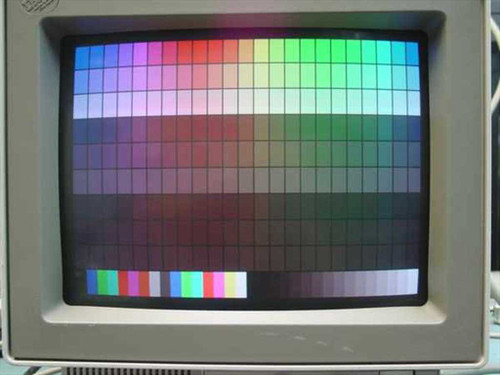 "IBM 8515-023  14"" VGA Color Monitor"