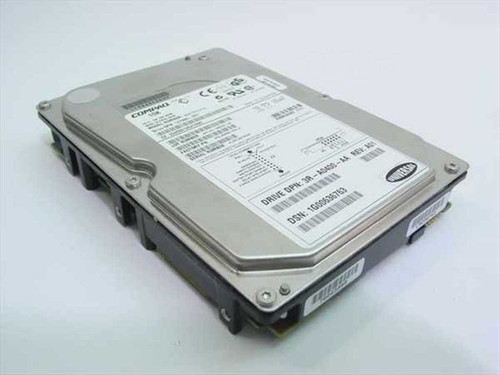 "Compaq 18.2GB 3.5"" SCSI Hard Drive 80 Pin - A0400 (127965-001)"