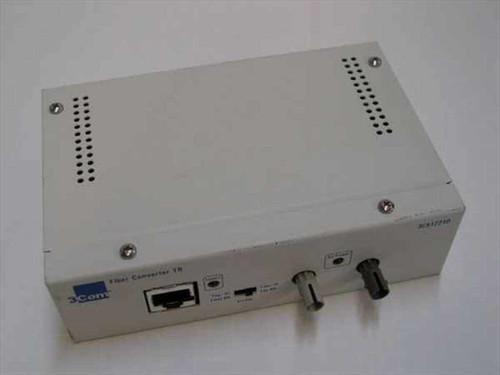 3COM 3C512210  Fiber Converter TR 12210-01