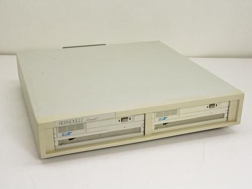 Iomega B220ZX-UNI  Bernoulli Dual 20 MB External SCSI Drive