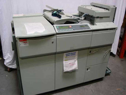 OCE 2465  65 CPM Copier with Online Finishing Capability