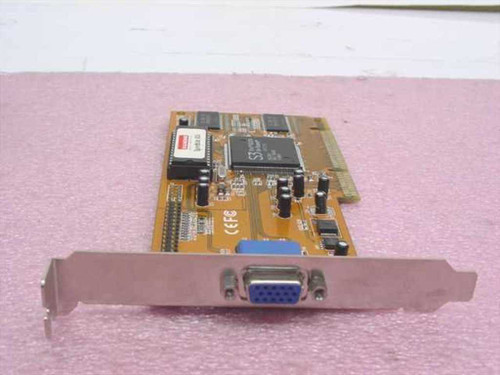 Diamond Speedstar A55  AGP Video Card S3 Trio 3D/2X on Board 8 MB