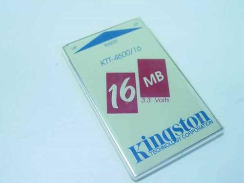 Kingston KTT-4600/16  16MB Toshiba Laptop Memory Card PA2014U