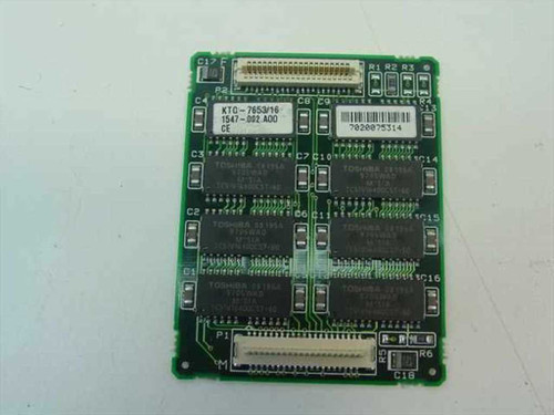 Kingston KTC-7653/16  16MB Compaq Contura Laptop Memory Upgrade