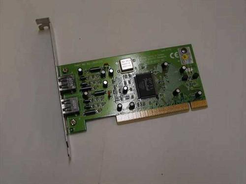Macally UH-275  USB Card 1.1 PCI 2 Port