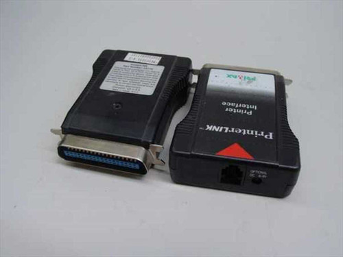 PrinterLInk LE110  Pair of Printerlink Parallel Printer Interface Uni