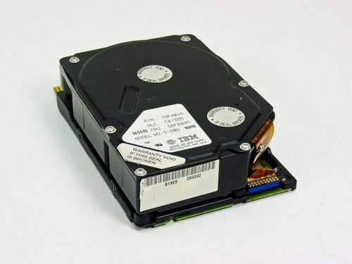 """IBM 56F8895  160MB 3.5"""" ESDI Hard Drive WD-3160S"""