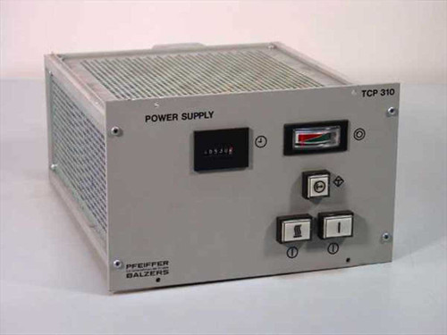 Pfeiffer - Balzers TCP 310  Turbo Pump Power Supply / Controller
