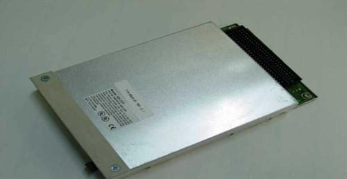 """Dell 457070  PCMCIA Card 3.5"""" Frontload Reader LNQ750826"""