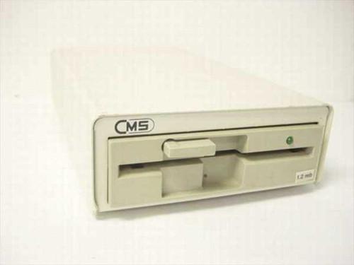 CMS EF-12/36  5.25 External Floppy Drive 1.2 MB EF-360/U