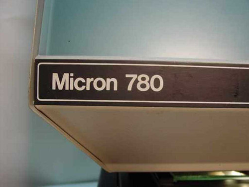 MicroPhase 780  Anacomp Microfiche Reader