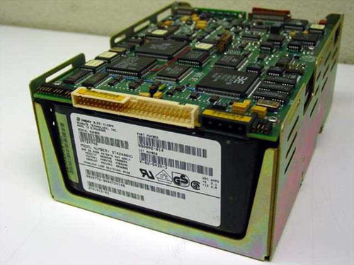 """Seagate 990002-007  2.1GB 5.25"""" FH Differential Fast SCSI HDD - ST4240"""