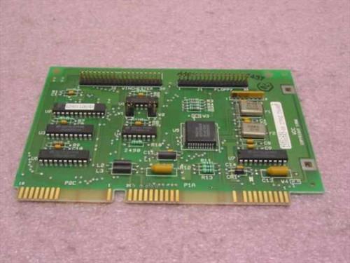 Western Digital WDAT-240  IDE/Floppy Controller Card - 61000342-00