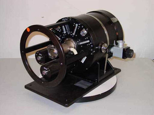 JK Henriksen MTD-158/CTS-8000  Cryogenic Test Dewar Dual Stage