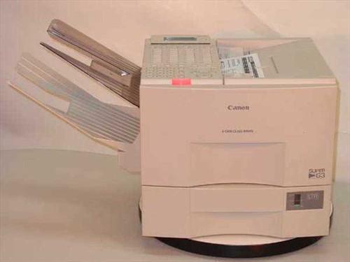 Canon Laser Class 9000L  Laser Class 9000L Plain Paper Fax Machine