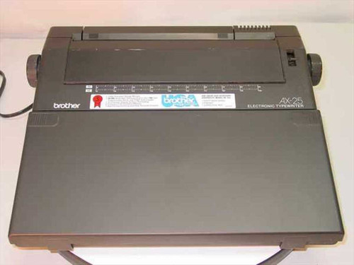 Brother AX-255  Electronic Typewriter Word Processor