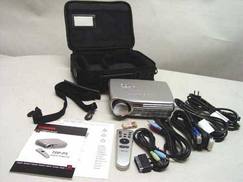 Toshiba TDP-P5  Digital Projector DLP 1100 Lumen 2.4 Lbs Portable