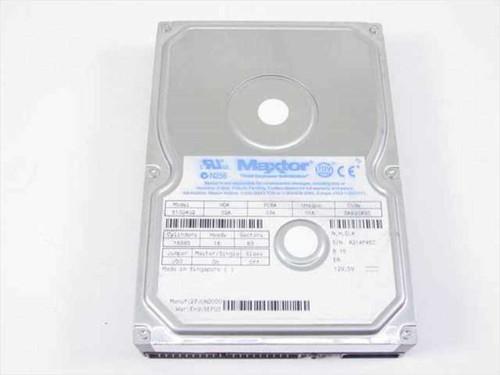 """Maxtor 51024U2  10.2GB 3.5"""" IDE Hard Drive"""