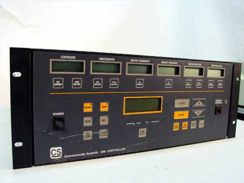 Commonwealth Scientific IBS 250  IBS250 Ion Beam Power Supply - Controller 1.2 KVA