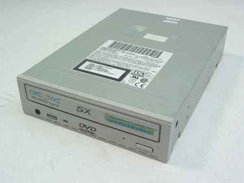 Creative Labs DVD-ROM 5x Internal with Dxr2 DVD5240E