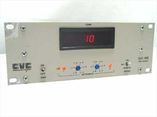 CVC GIC-410  Ionization Gauge Controller