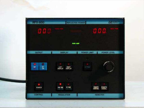 Advanced Energy RFX-600  Advanced Energy RF Power Generator Supply