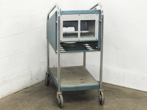 Tektronix Oscilloscope Cart (Type 53)