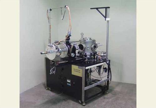 Custom Chamber  Raster Scanned Pulsed Laser Deposition System