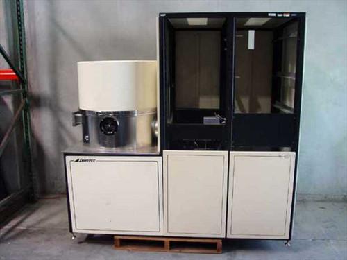 Innotec VS-24-C  High Vacuum Batch Vertical Sputter Chamber Shell
