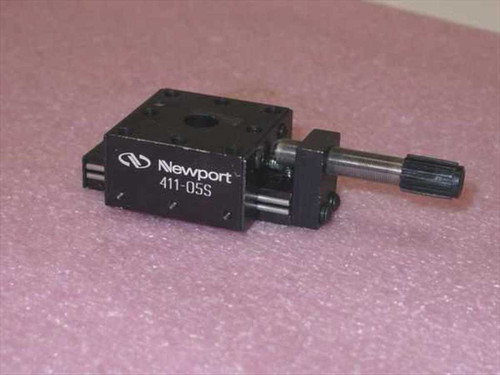 Newport 411-05S  XY Rotation Stage Positioner