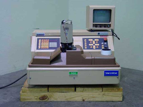 Micro Automation 1100  Programable Dicing Saw