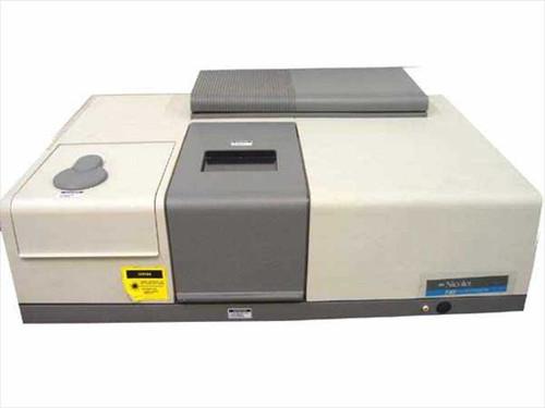 Nicolet 740  FTIR Spectrometer