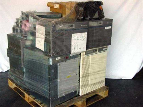 Various Various  Bulk Pallet of Networking Equipment