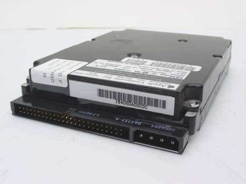 "IBM 66G4311  160MB 3.5"" SCSI Hard Drive 50 Pin Apple"