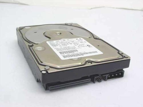 """IBM 25L1910  9.1GB 3.5"""" SCSI Hard Drive 68 Pin"""