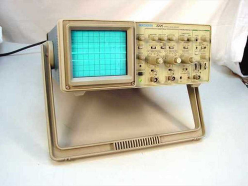 Tektronix 2225  50 MHz Dual Channel Oscilloscope