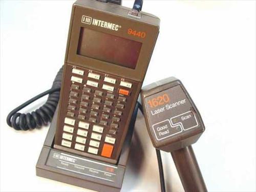 Intermec 9440  Trakker w/ 1620 Laser Scanner